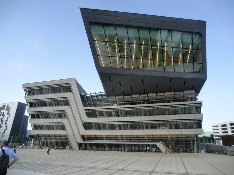 Vienna forum for Architecture vienne